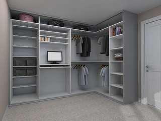 Customized Built In Wardrobe
