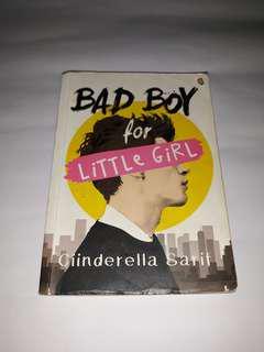 Novel Bad Boy for Little Girl