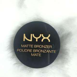 NYX Matte Powder Bronzer Deep Tan