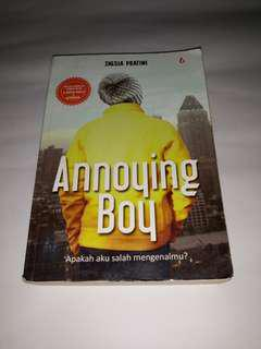 Novel Annoying Boy
