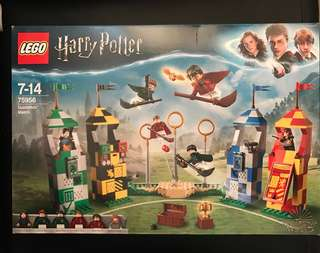 Lego Harry Potter 75956 Without Minifigures