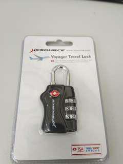TSA鎖 (XC303)