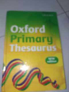 dictionary thesaurus oxford