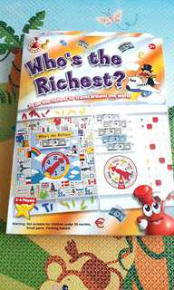 PL WHO IS THE RICHEST BOARD GAME