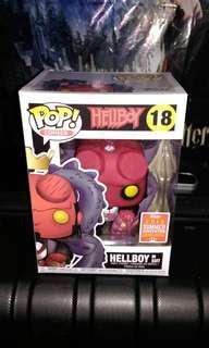 [PRE-ORDER] Hellboy in Suit Exclusive Funko Pop