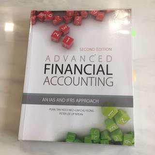 Advanced Financial Accounting SMU AFA Textbook