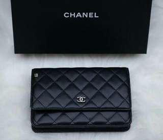 Chanel WOC FREE DELIVERY