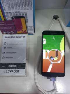 Samsung galaxy j4 promo double gratis cicilan tnp kartu kredit