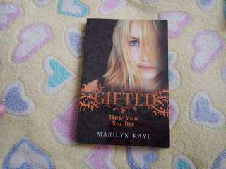 2pcs. Gifted Series Book