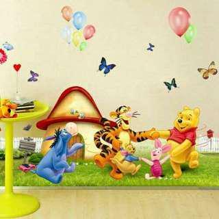 Winnie The Pooh Wall Decal