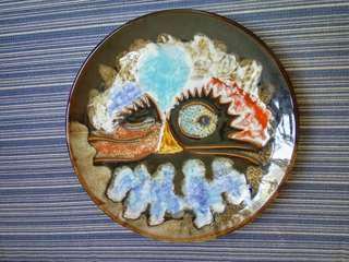 Hanging plate
