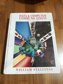 Data & Comoute4 Communications 6th edition