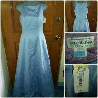 Jaslene Cinderella Inspired Long Gown by Betsy & Adam