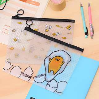 🚚 A5 Gudetama pencil case or pouch @ $3.50only!!!