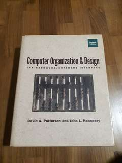 Computer Organization & Design - The hardware / software Interface