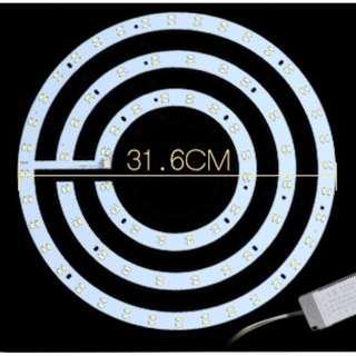 36w 31cm 3 Colours Led Ceiling Light