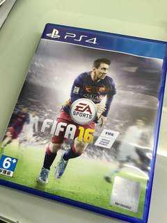 PS4 FIFA 16 含Standard Edition