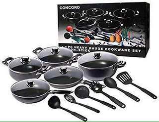 Concord high Quality cookware