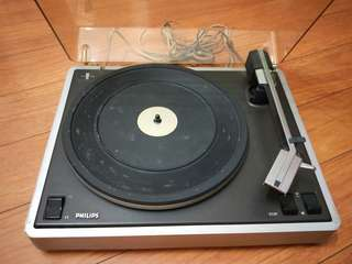 Turntable  player philips