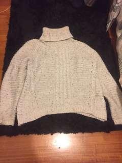 Rumour cable knit size M/L