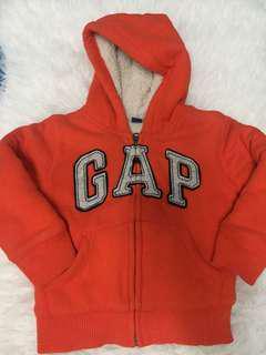 Orig Gap thick hoodie 3T