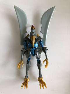 Transformers Animated Deluxe Class Dinobot Swoop
