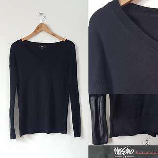 Mossimo Black Sweater