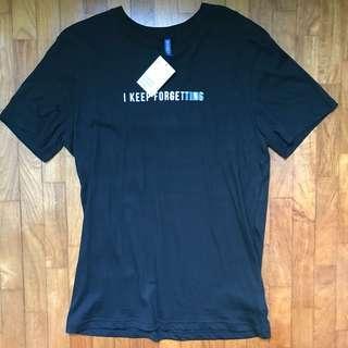 🚚 H&M forget tshirt