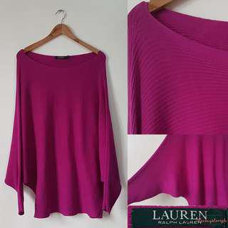 Ralph Lauren Knitted Loose Top
