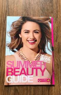 Summer beauty guide