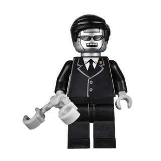 Lego The Movie - Executron 70803 Minifigure new