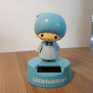 🚚 Little Twin Stars kiki lala solar toy