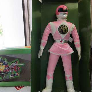 Mighty Morphin Power Rangers Kimberly doll (1993)