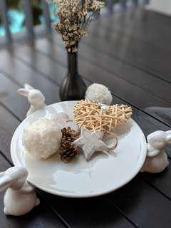 🐰 Bunnies Dessert Plate * price reduced *