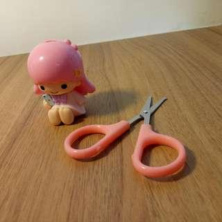 🚚 My little twin stars kiki lala scissors