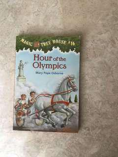 Magic Tree House No 16
