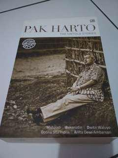 Buku biografi mantan presiden suharto