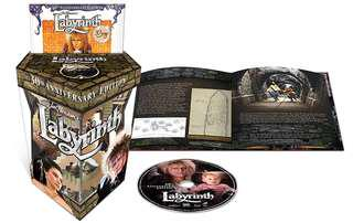 Labyrinth 30th Anniversary Edition Giftset