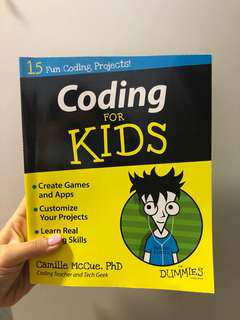 🚚 Coding for kids by Camille mccue, PhD