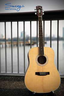 Brand New Swing SM-100 Acoustic Guitar