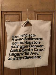American Apparel Canvas Bag