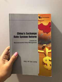 🚚 China's exchange rate system reform by Paul yip sau leung