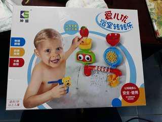 🚚 洗澡玩具