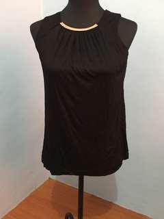 H&M Sleeveless Black