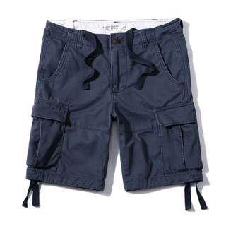 🚚 [全新]A&F 男生工作短褲