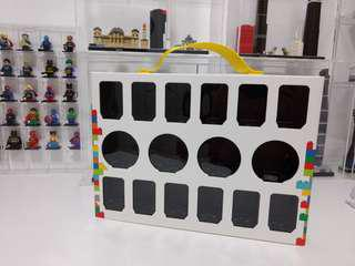 Lego Minifigure Carry Case