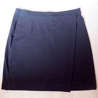 H&M HnM Black Skirt