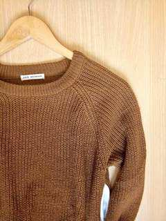 Knitted Long Sleeves (Size: Small - Medium)