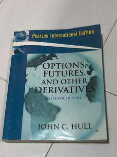 🚚 Options, Futures, and other Derivatives by John C. Hull (7th edition)