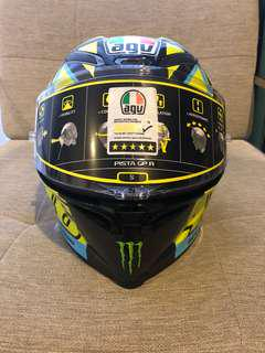 AGV PISTA GP-R Rossi